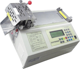 The LD 05 automatic label cutting machine can make 120 cuts/min via neat cold cutting and automatic start and stop operation. Heavy duty, high speed, high accuracy, designed for cutting non-adhesive materials.