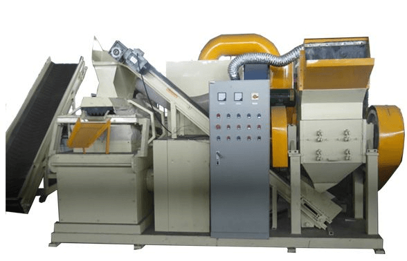 LD-600 Scrap Wire Processing Machine