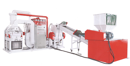 LD-600A Scrap wire Recycling Machine