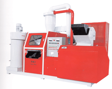 LD-400A Scrap Wire Recycler Machine