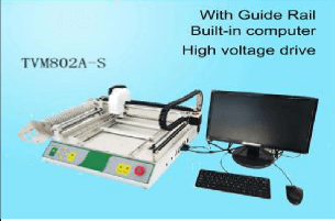 LD TVM 802B S desktop pick & place machine