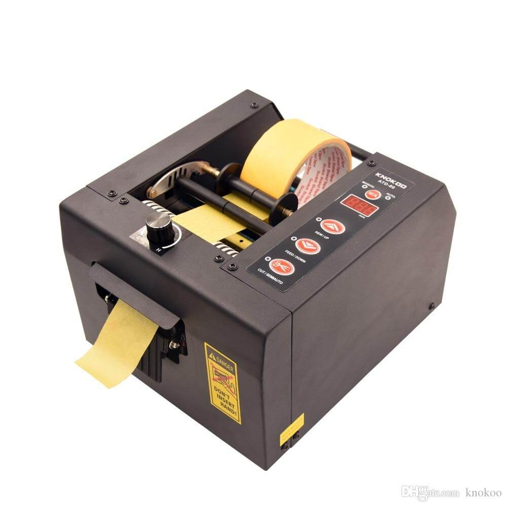 The LD 80 automatic tape cutter and dispenser is a robust tape cutting solution for your business. Saves cuts and increases efficiency.