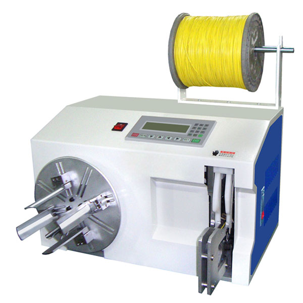 LD-502 Cable Bundling Machine (With twist tie function)