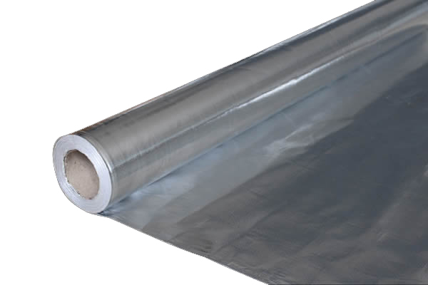 Aluminium Foil Laminated Woven Fabric high tear strength, flexibility, light weight, and waterproof properties.