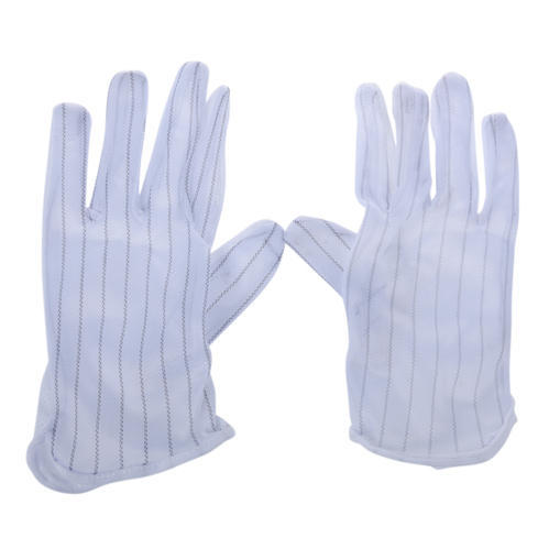 ESD Safe Fabric Anti-static Gloves