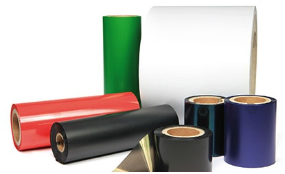 Barcode Thermal Transfer Ribbon 130ED For PE, PP, PET, Nylon Ultrahigh-speed printing (20 to 24 inches per second)