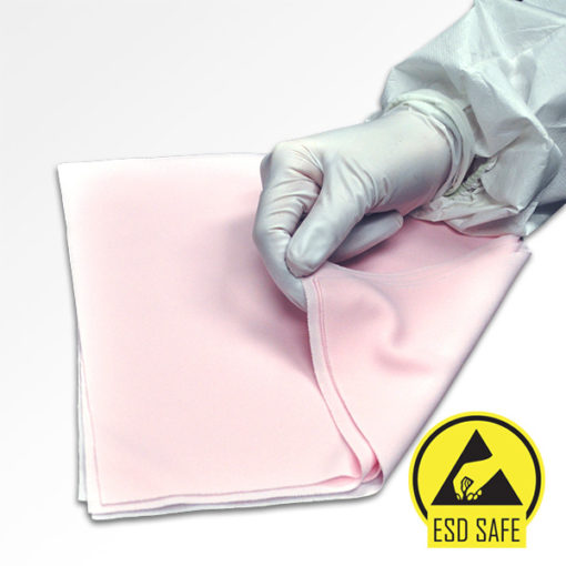 ESD Cleanroom Wiping Cloth