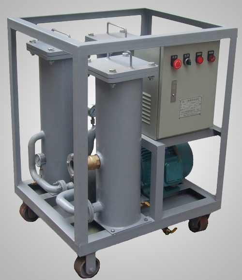 Portable Oil Purifier System