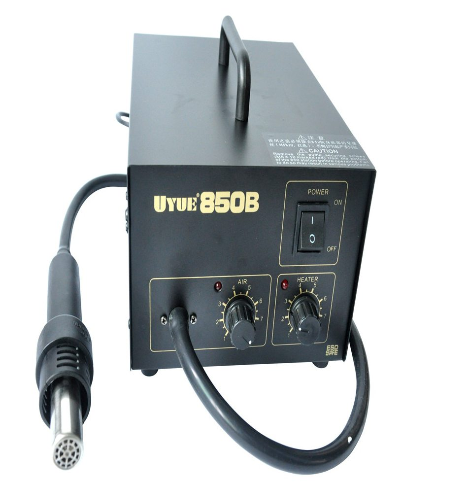 ESD Safe Hot Air Rework Station LD 850B