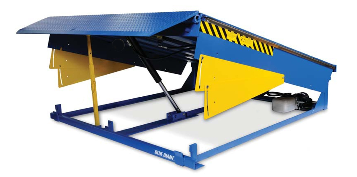 Hydraulic and manual Dock leveller Manufactures in India