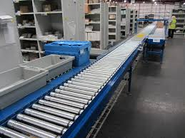 motorized and gravity conveyor systems and equipment in Noida