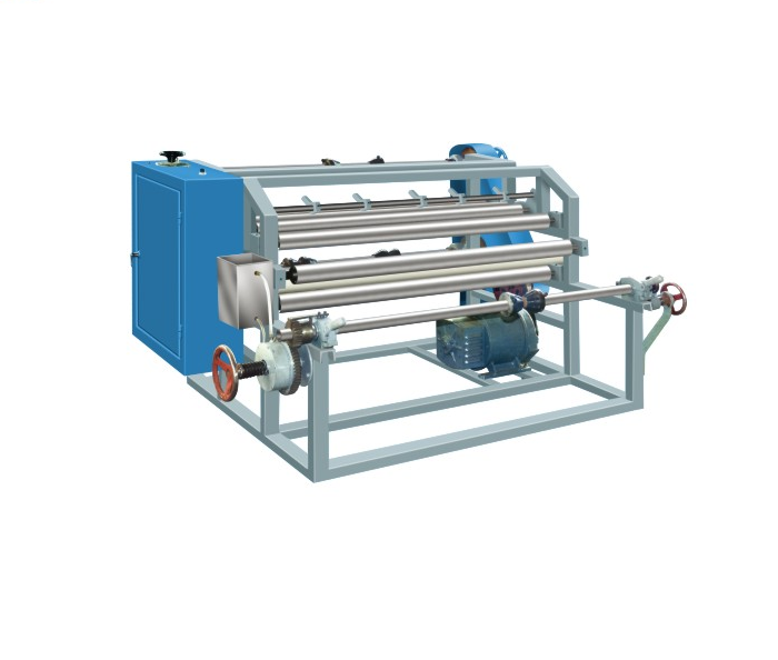 Standard Slitting Machine LD-1600. Machine suitable for PE, BOPP, PET, PVC, Paper,Aluminum Foil and kinds of roll materials etc.