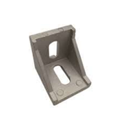 90 Degree Bracket | Aluminium Profile | Lessdeal
