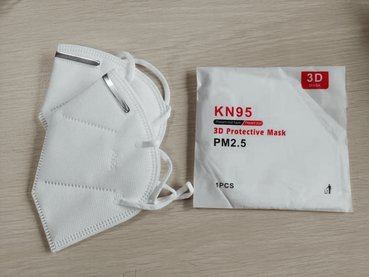 KN95 mask, tested face mask by lessdeal